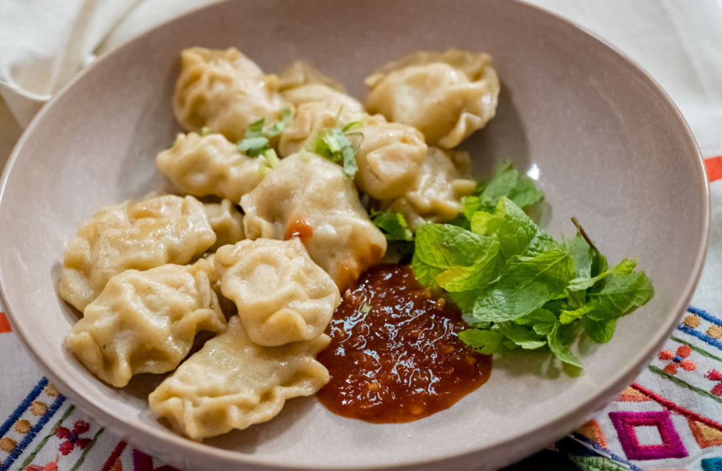 Turkey Momos